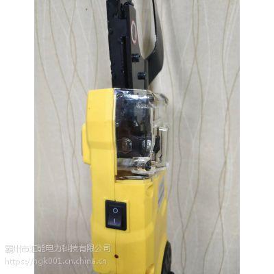 铁丝高空挂缆加挂器电缆线缆捆扎机光缆挂线器光缆附挂机汇能