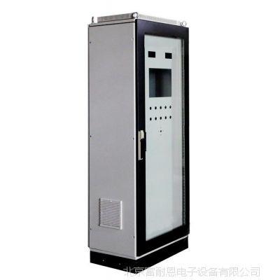 威图高挡电脑柜 电脑机柜 工业电脑柜 不锈钢电脑柜 带键盘机柜