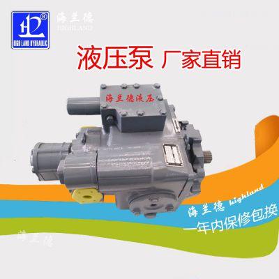 液压泵销售-淄博液压泵-海兰德液压(查看)