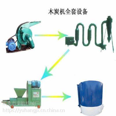 机制木炭机YM现身有益循环废物革新持续开展