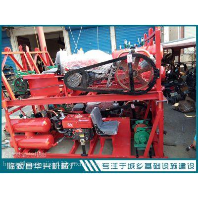 河南柴油机带空压洗井机厂家