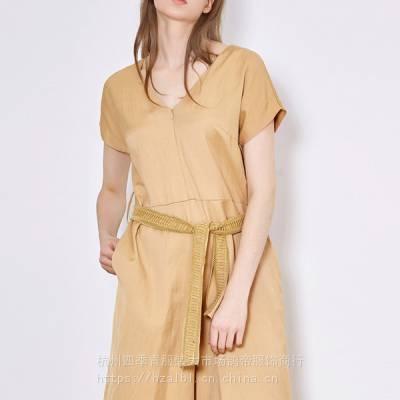 阿莱贝琳芭衣露一线品牌折扣加盟女装19年夏装新品上市专柜正品保障分货批发
