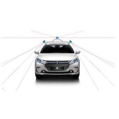 RS-Fusion-P3自动驾驶样车方案