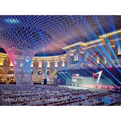 厦门灯光音响出租 厦门舞台背景搭建 厦门LED显示屏租赁