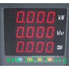 中西 三相组合电力仪表/PQH型号:QMZ-SPQH3 库号:M340045