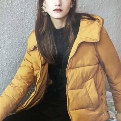 杭州潮牌红雨鸶 19年冬季新款女装 品牌女装折扣店尾货货源批发