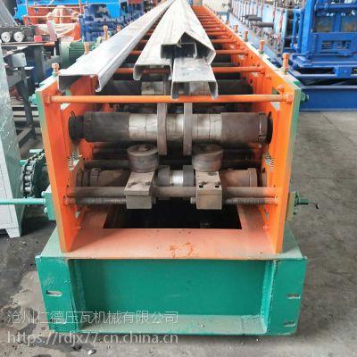 采购仁德 C型钢压瓦机 全自动控制80-300可调厂家报价