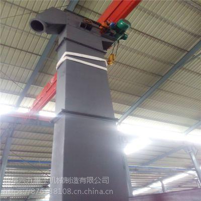 环链斗式提升机,NE板链式垂直送料机,瓦斗式加料机六九重工