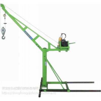 500公斤室外吊运机价格|室外吊运机安装视频|东弘起重报价