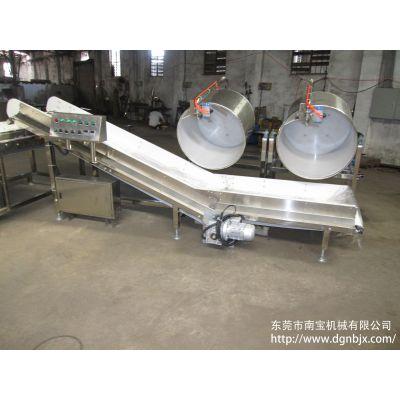供应经久耐用食品机械设备沙琪玛生产线全自动双桶拌糖机