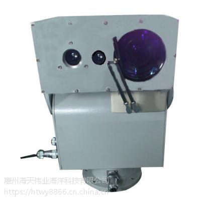 激光测距望远监控一体化系统
