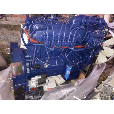 280KW潍柴WP12NG380E40天然气发动机 重型卡车国四新能源发动机