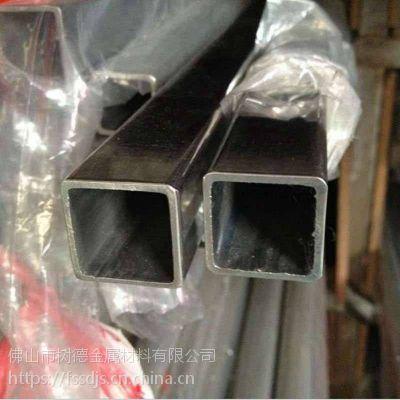 佛山不锈钢焊管 304方管 扁管 矩形管 非标定做批发