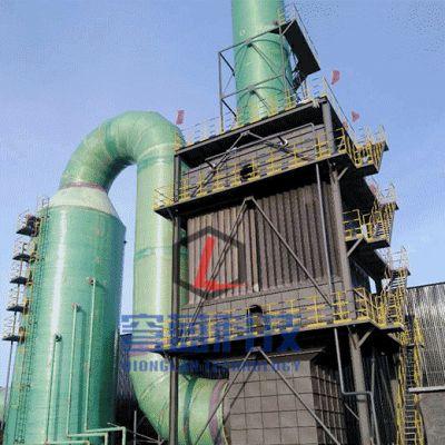 焦化厂脱硫塔 高温湿电除尘器设备 脱硫吸收塔脱硝塔