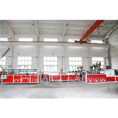哪里卖塑钢墙板生产线设备价格报价