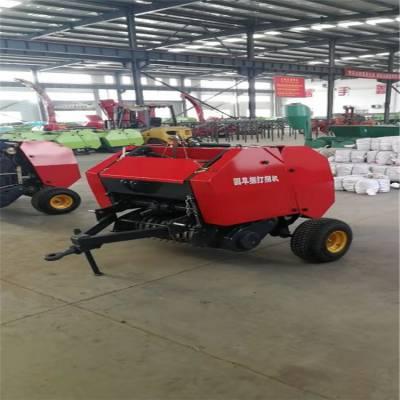 安徽自动捡拾麦秸打捆机直销商 畜牧养殖用打包机价格