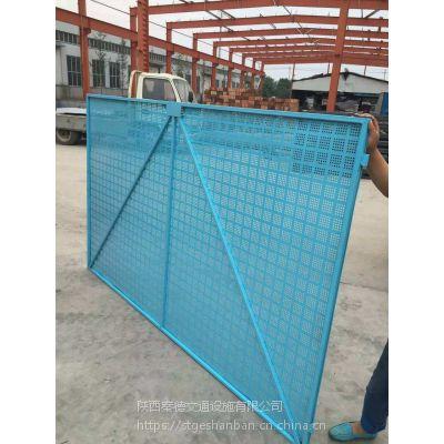 陕西西安1.2*1.8米爬架网现货 米字型建筑外架防护网爬架网片配件