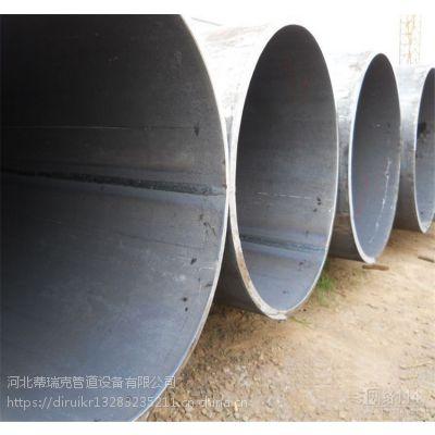 临安供应天燃气管道用3PE防腐直缝钢管 X65防腐直缝管线管现货 蒂瑞克