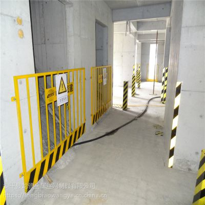 铁路施工防护栏 中铁建设护栏 隔离栏杆工程