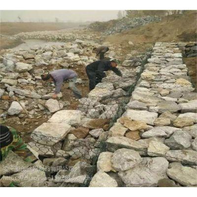 河道防洪格宾网箱热镀锌格宾石笼水利防洪河流整治
