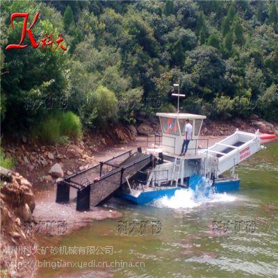 无锡打捞水草机械 清除水浮莲船厂家供应
