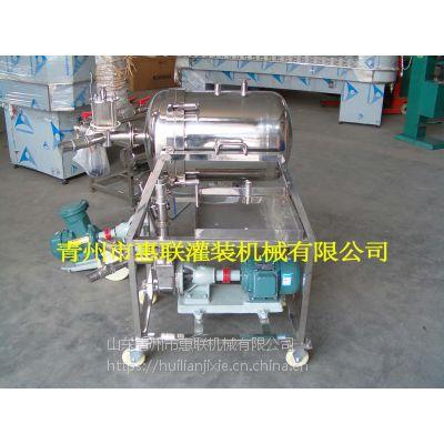 厂价直销GL-330型白酒过滤机 5吨 硅藻过滤机 果酒配制酒过滤器