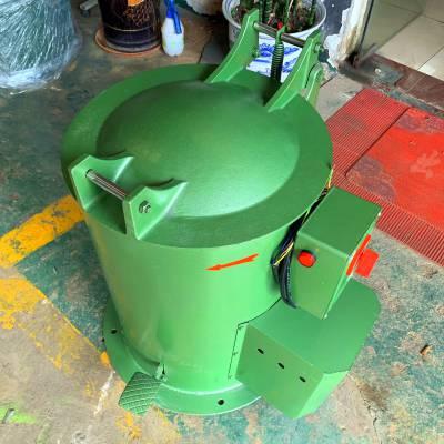 中山大型工业脱水机 热风干燥机 五金零件甩油机 欢迎来厂试机指导