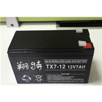 翔特蓄电池TX18-12 12V18ah厂家 价格