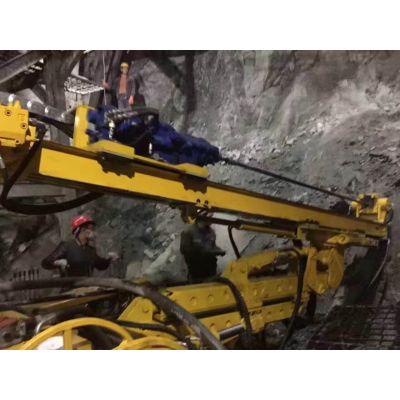 矿洞进出隧洞掘进,支护定制版柴行电施120钻机