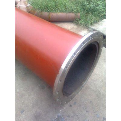 优质耐磨陶瓷管多少钱一吨-旭盈管业-吉林 耐磨陶瓷管