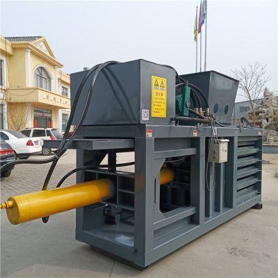 河南低价出售200吨立式不锈钢液压打包机