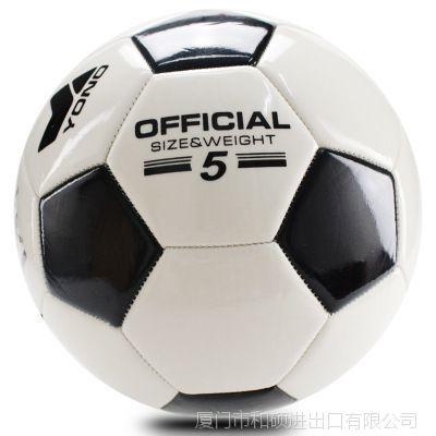跨镜专供pu pvc4号5号贴皮机缝手缝手球足球生产厂家体育用品小足