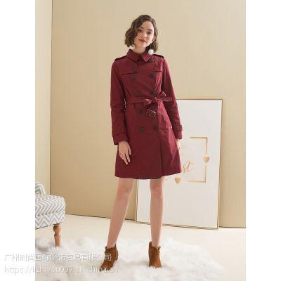 优质品牌女装品牌服装正品原单货源大量库存批发