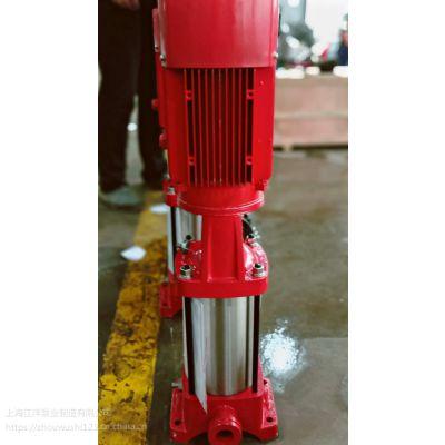 消防泵,电动电机消防泵XBD5.0/10-G-L上海厂家喷淋泵