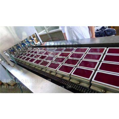 益众小型鸭血生产线 散装血旺生产流水线设备