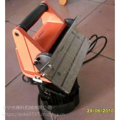 奥科出售现货 不锈钢板倒角机 手提式倒角机