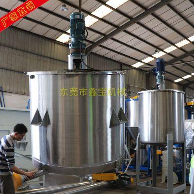 南宁1000L车用尿素搅拌罐 1吨液体搅拌桶 加热保温罐 爆款热销中