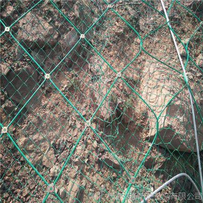 GPS2型主动防护网厂家缆瑞钢丝绳网量大从优