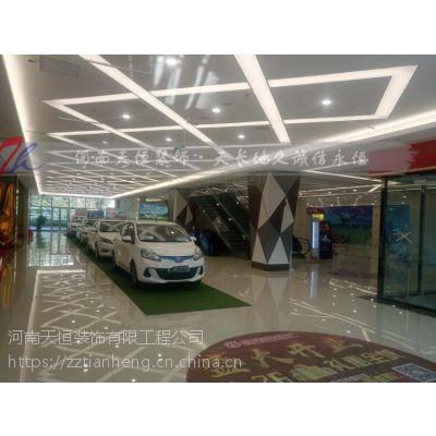 郑州商场装修设计河南天恒装饰的核心优势是什么?