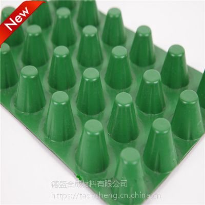 徐汇凹凸塑料排水板厂家 建筑工程排水板低价