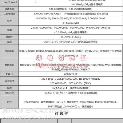 KEW 1061/1062共立数字日本共立万用表 克列茨数字万用表