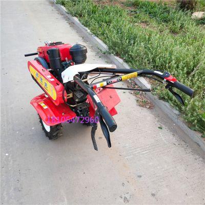汽油旋耕机水稻收割旋耕机农用机械设备厂家