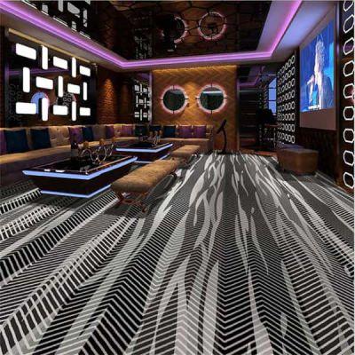 泰安市地毯厂畅销出口公司 家用长毛工艺块毯品质齐全