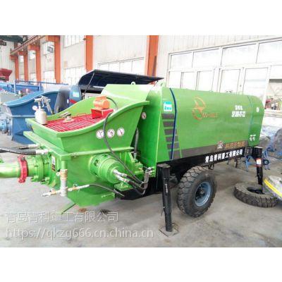 供应优质湿喷机混凝土湿喷机SPJ08-07-22青岛青科重工