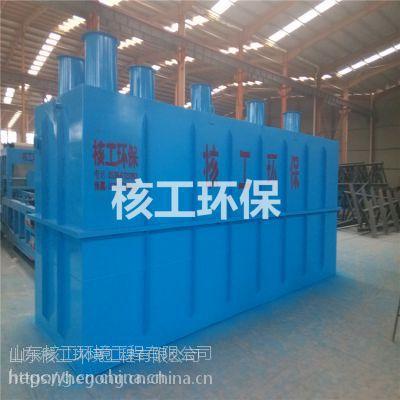 核工供应HAO地埋式污水处理设备、生活污水处理设备