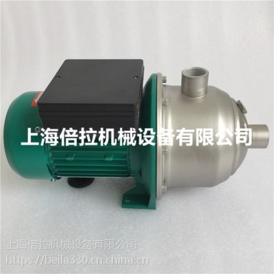 现货德国威乐wilo不锈钢离心泵MHI403EM空气源热泵增压热水循环泵