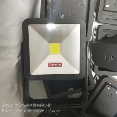 信拓LED灯罩logo丝印加工成品 户外便携式应急灯 水贴喷油加工