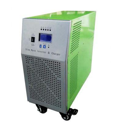 粤兴8KW太阳能逆变器-8KW48V光伏逆变器厂家
