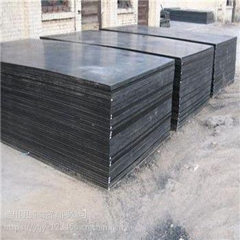 德州羽腾生产抗压PE板自卸车车厢滑板