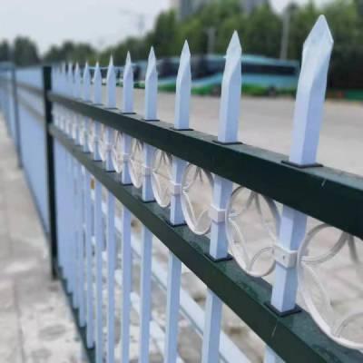 延安小区栅栏生产厂家 道路草坪围栏 市政建设护栏网